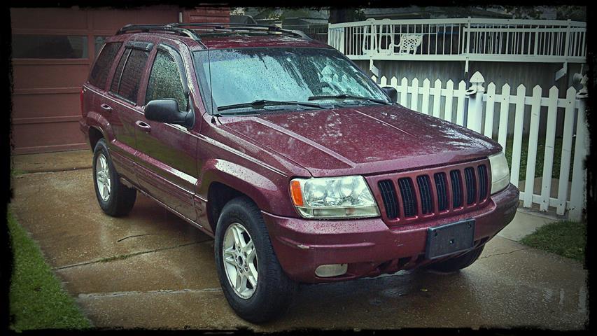 Auto Auction Grand Cherokee