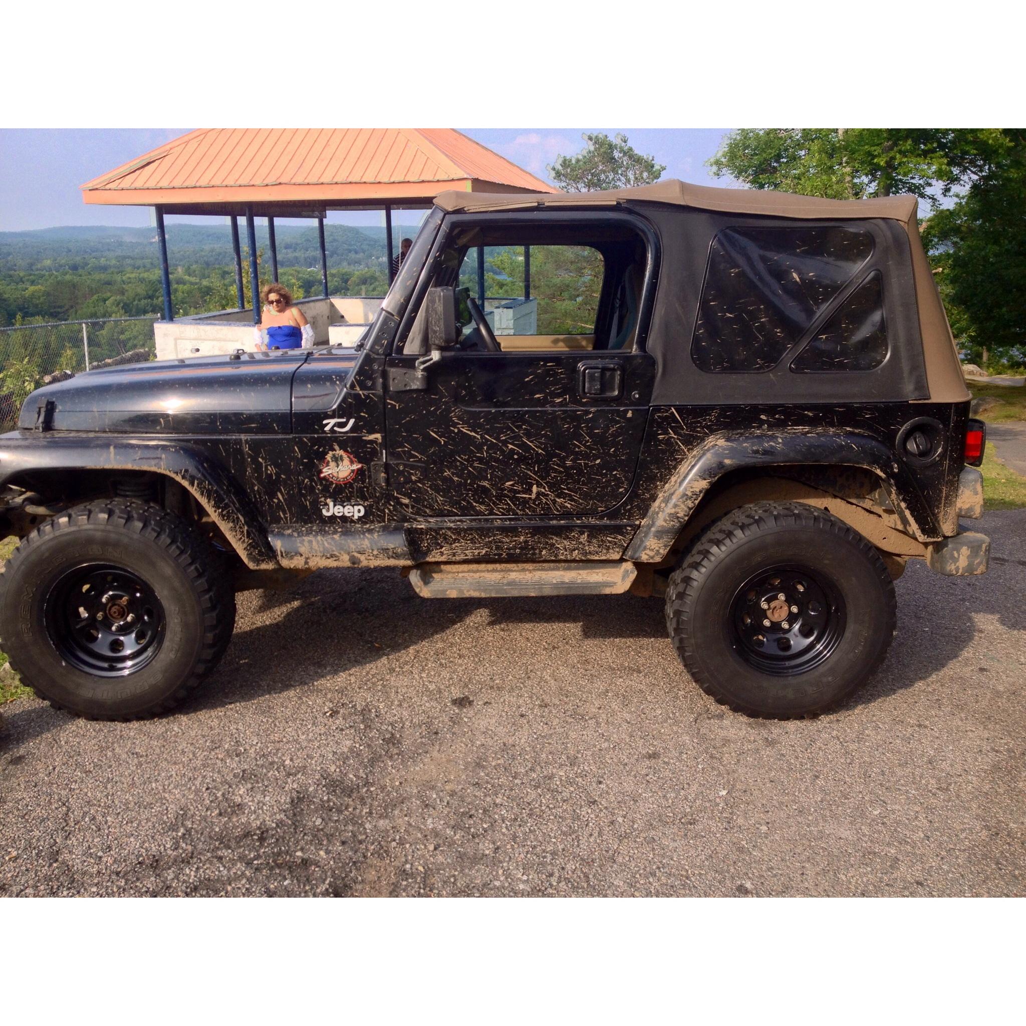 Procomp Remington mud brutes tj lifted