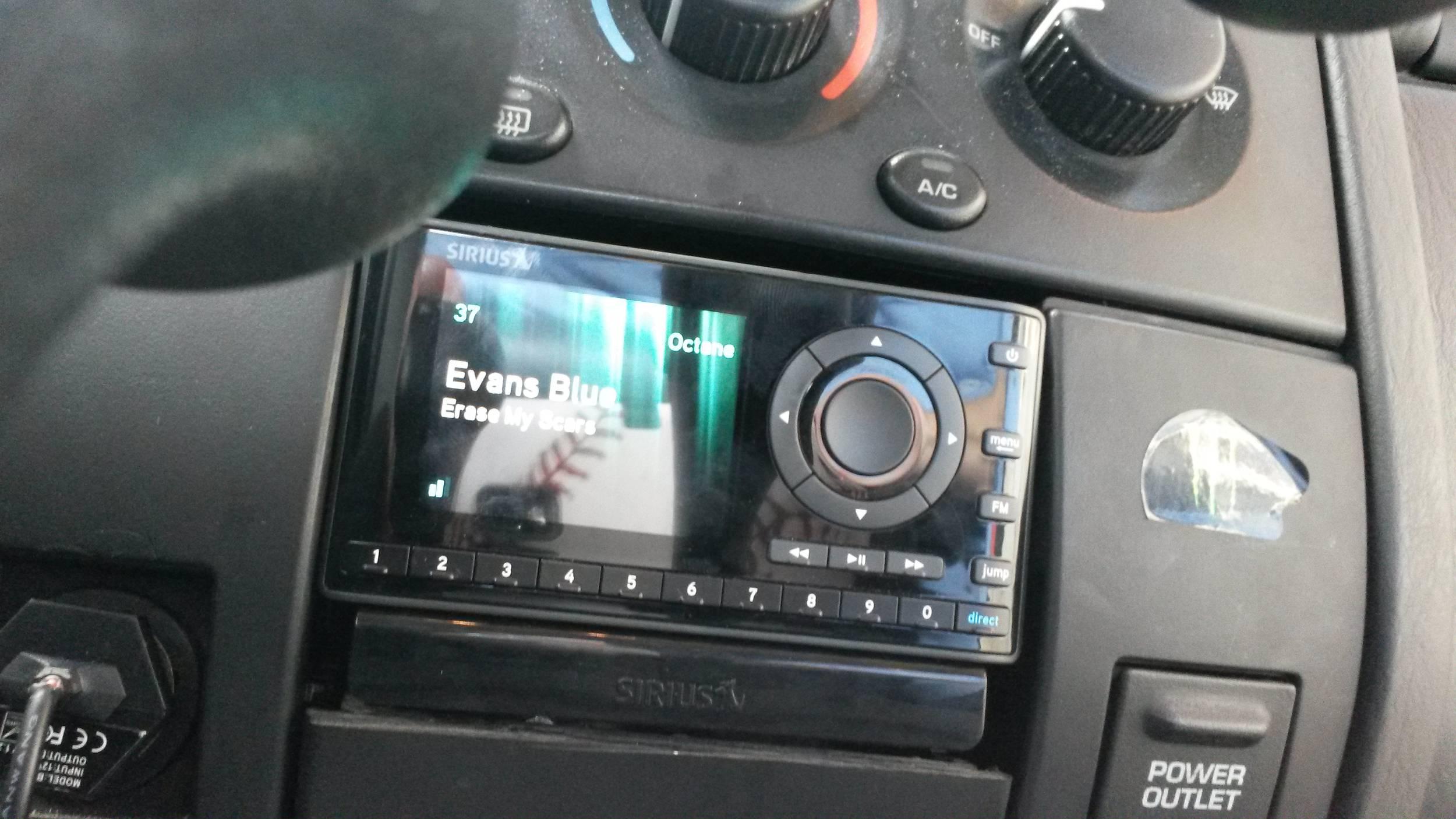 Sirius custom install