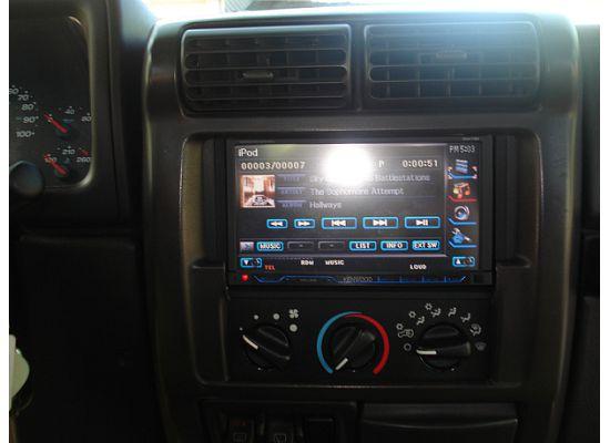 TJ Audio Build - JeepForum.com