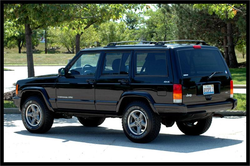 1999 Cherokee Classic XJ