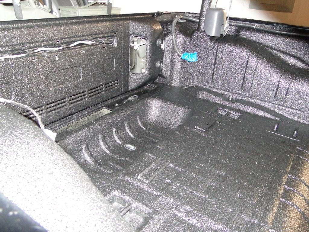 Line X Rhino Floor Question Jeepforum Com