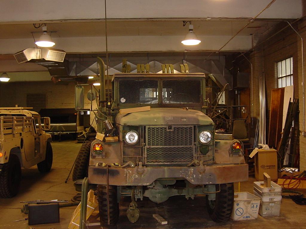 M35A2C Front