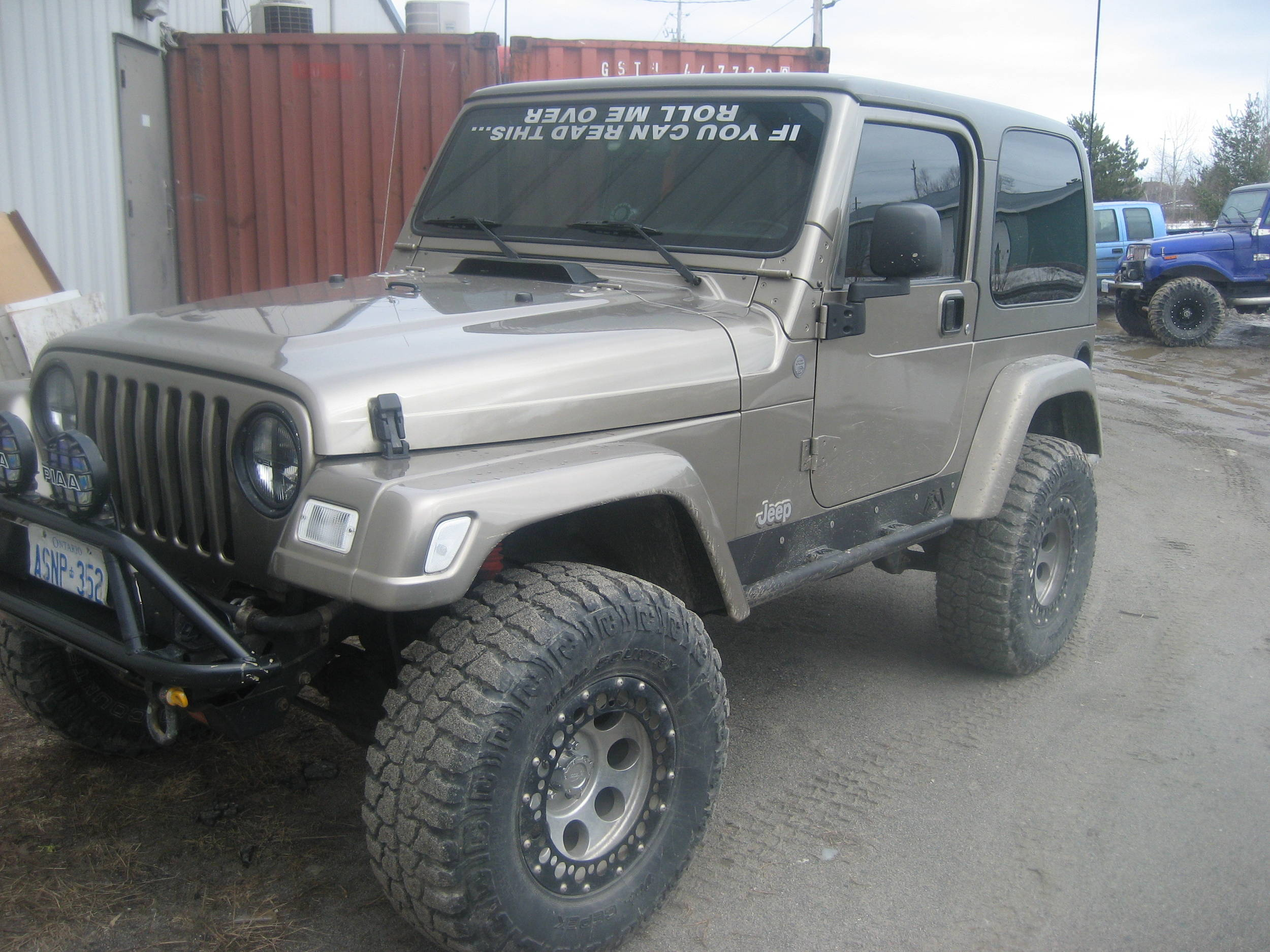 ~~windshield sticker!!!! - Page 2 - JeepForum.com