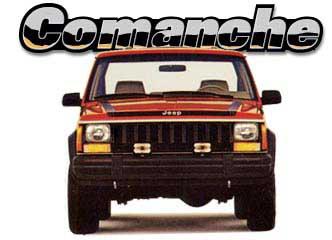 Comanchebutton