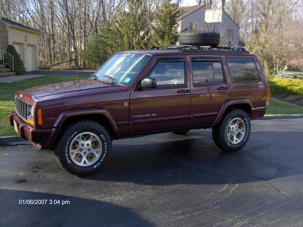 JeepCherokeewithSilverstarHeadlights009