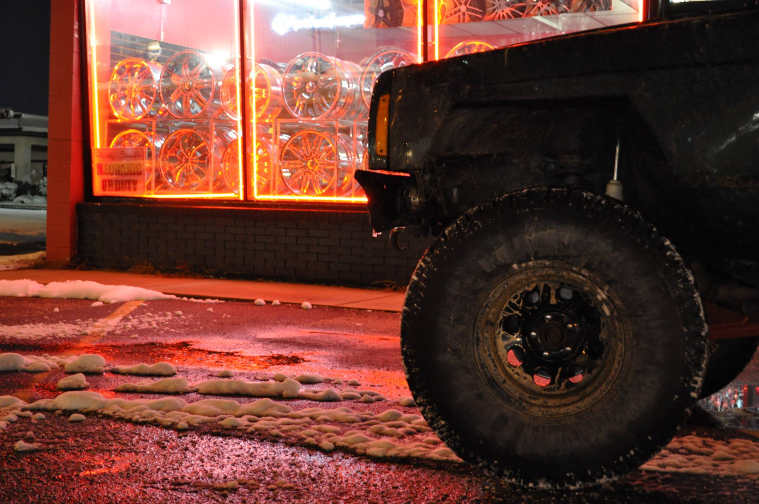 XJ cherokee wheels