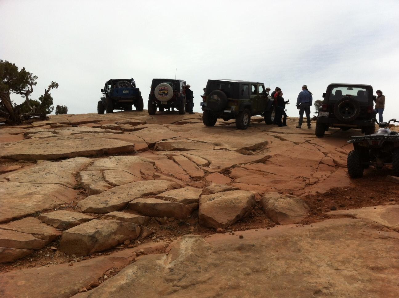 Easter Jeep Safari 2012- Moab, UT