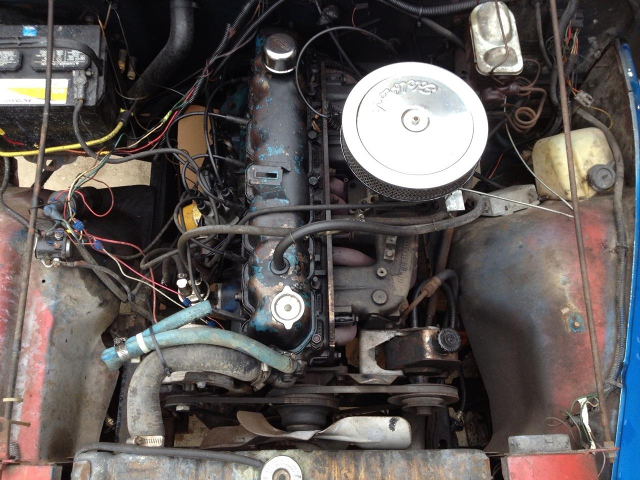 Current motor in CJ