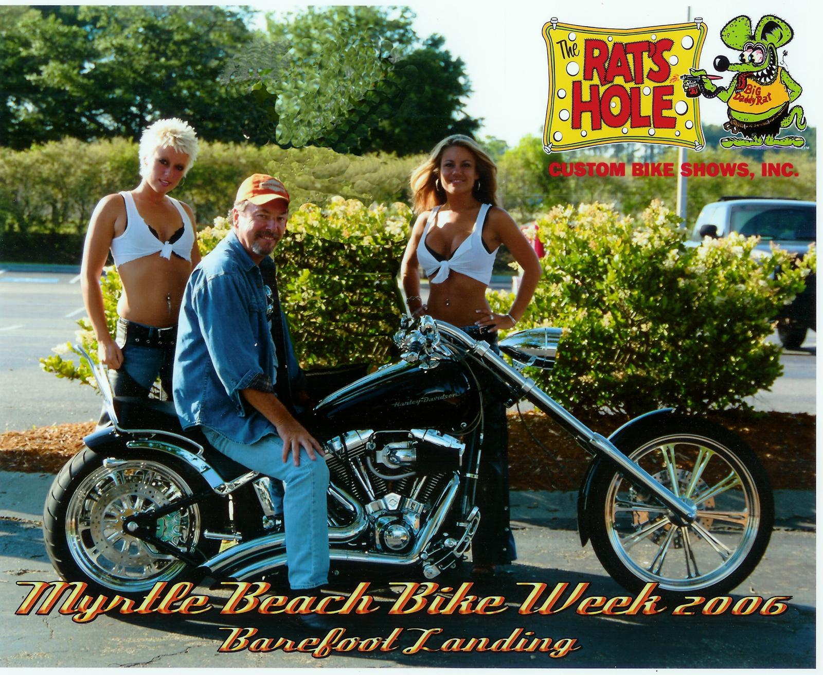 '02 Harley Deuce