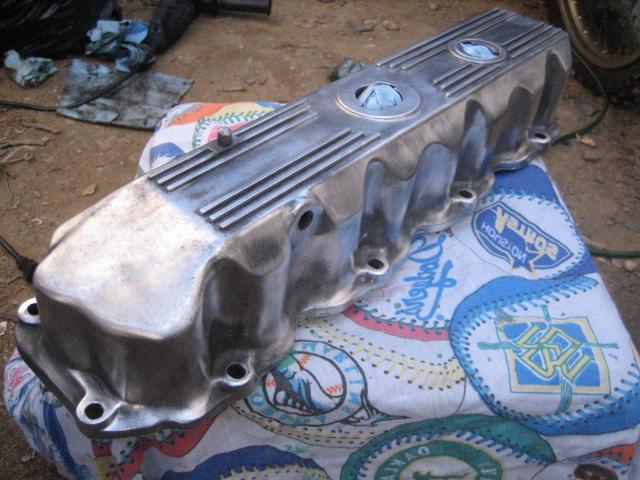 2.5L valve cover