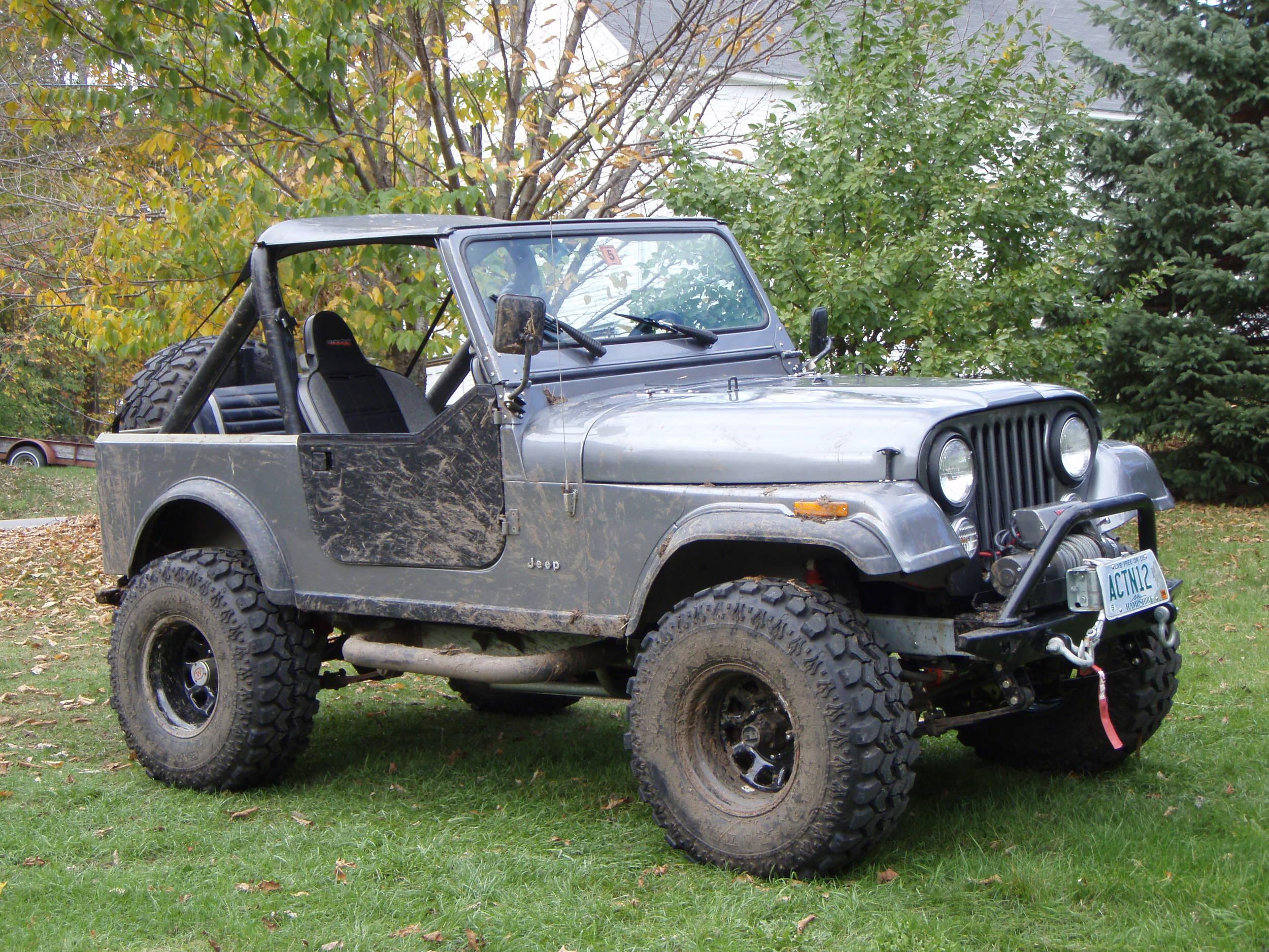 NH jeep