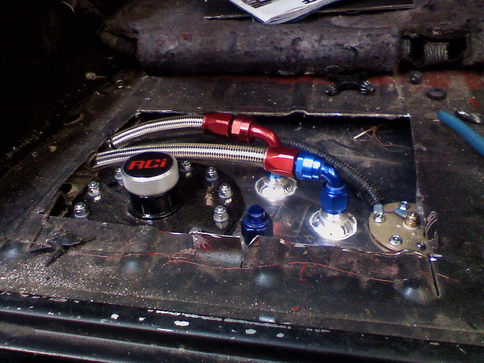 LS1 powered jeep - Page 3 - JeepForum com