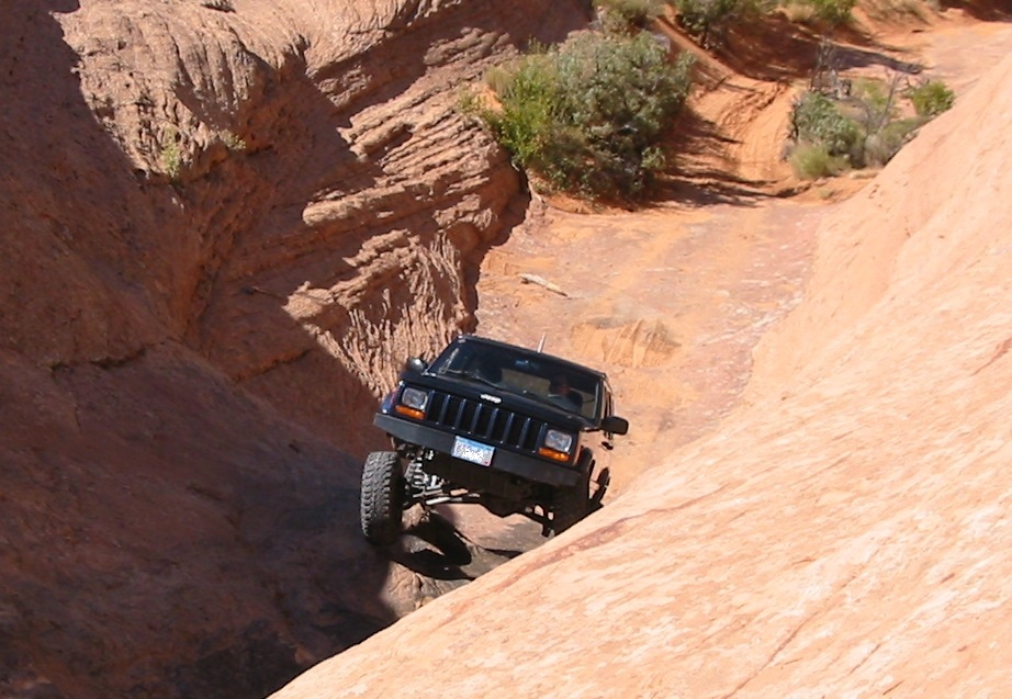 Hell's Gate, Revenge, Moab, Cherokee