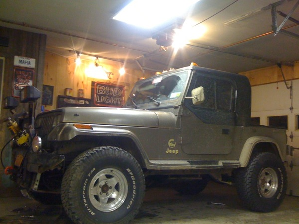 89 Jeep Yj 350 Custom Half Top Jeepforumcom Gallery