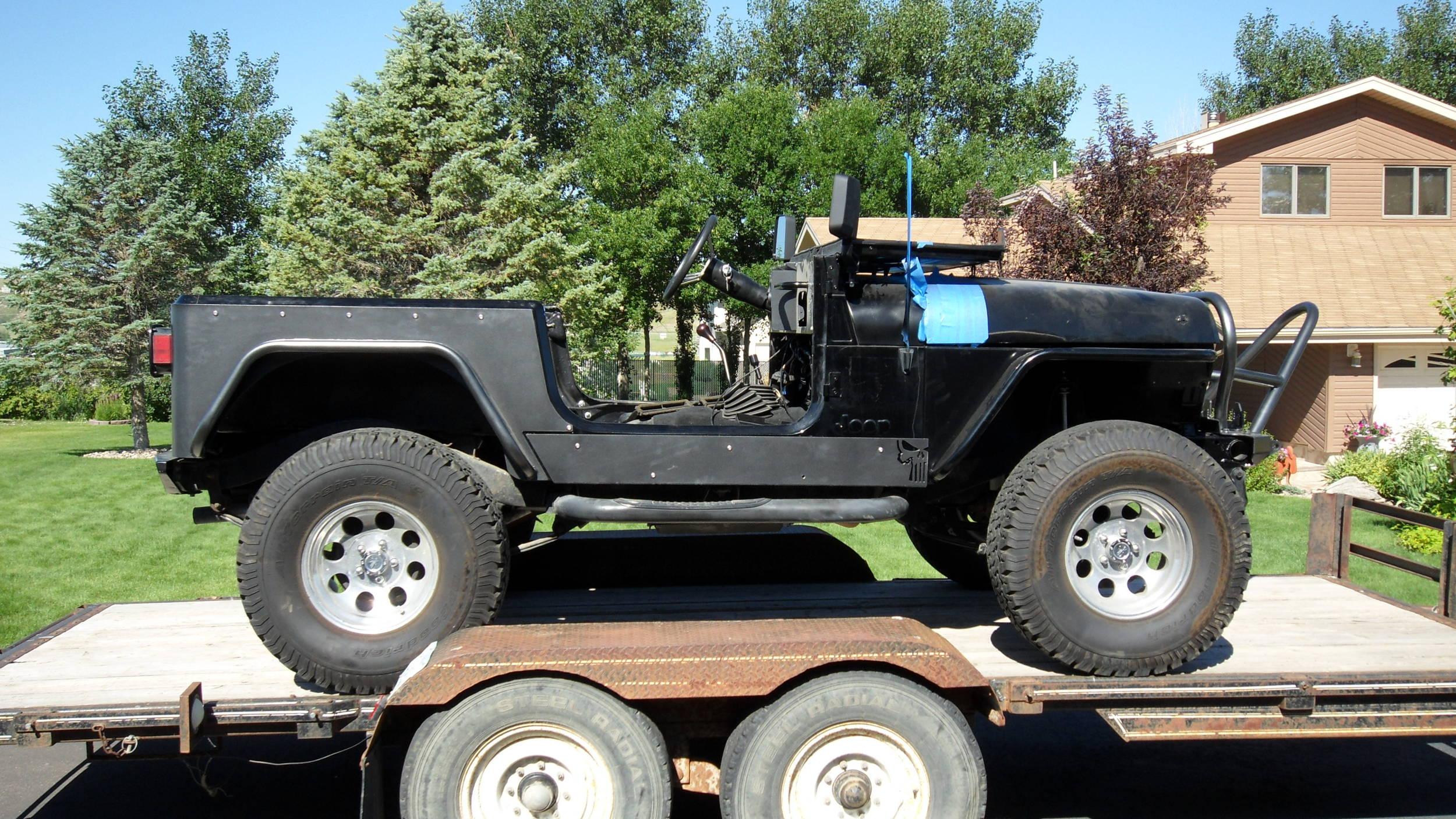 Diy Jeep Body Armor Do It Your Self Diy