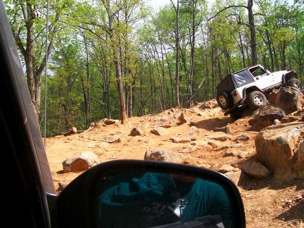 Uwharrie Jeep Wrangler TJ