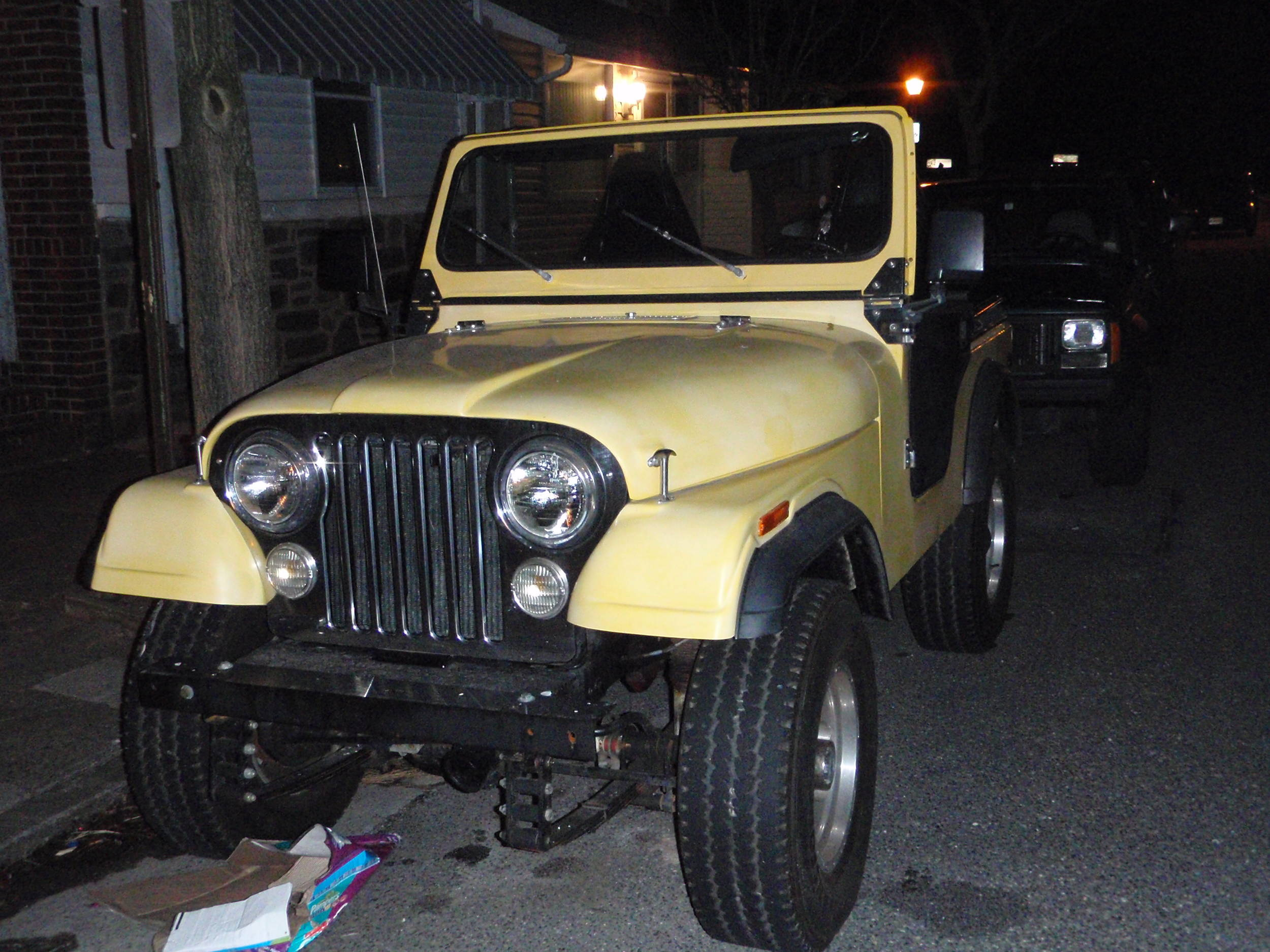 My 1978 CJ5