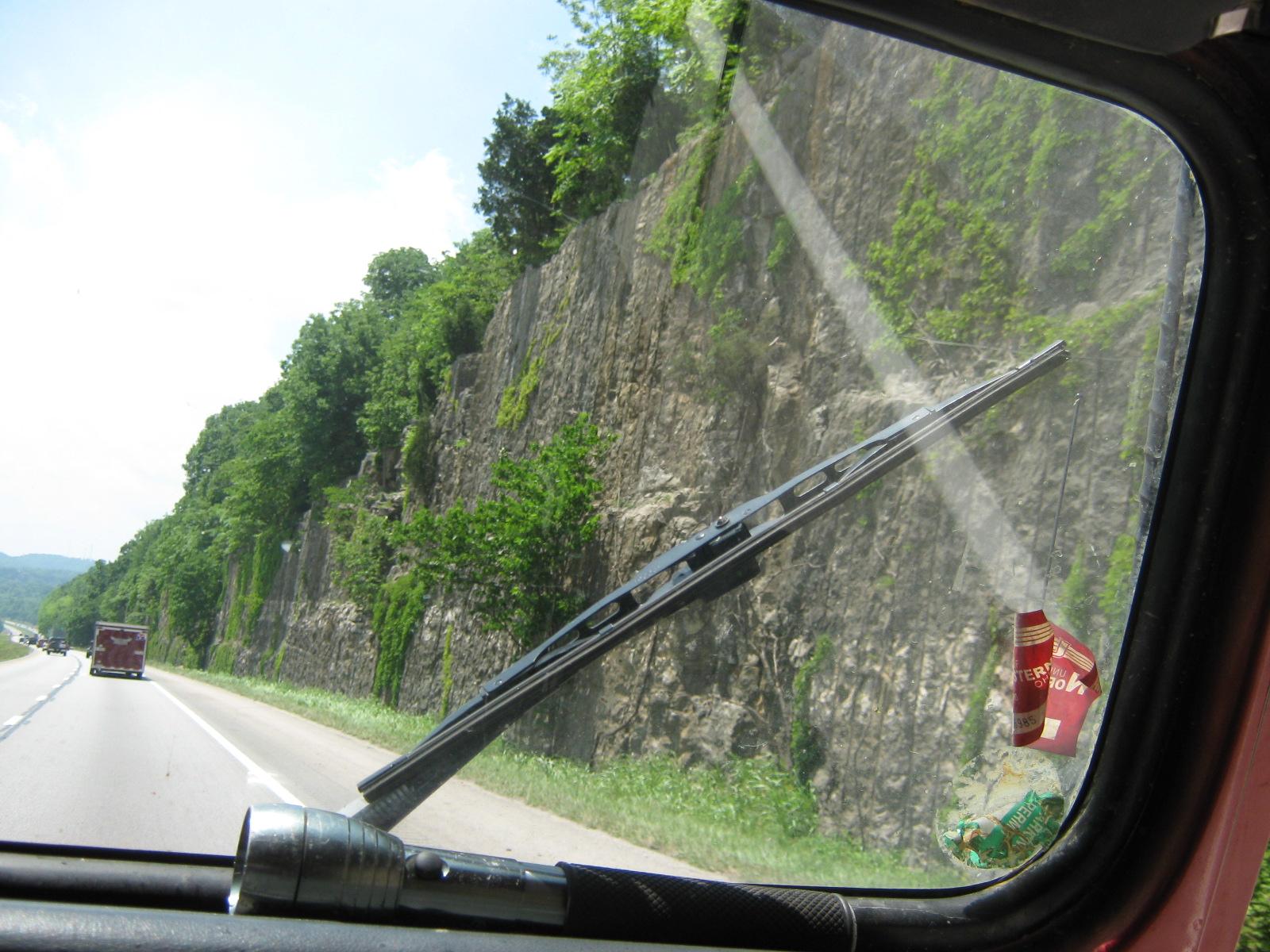 black mountain ky trip