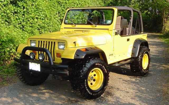 Yellow Jeeps Jeepforum Com