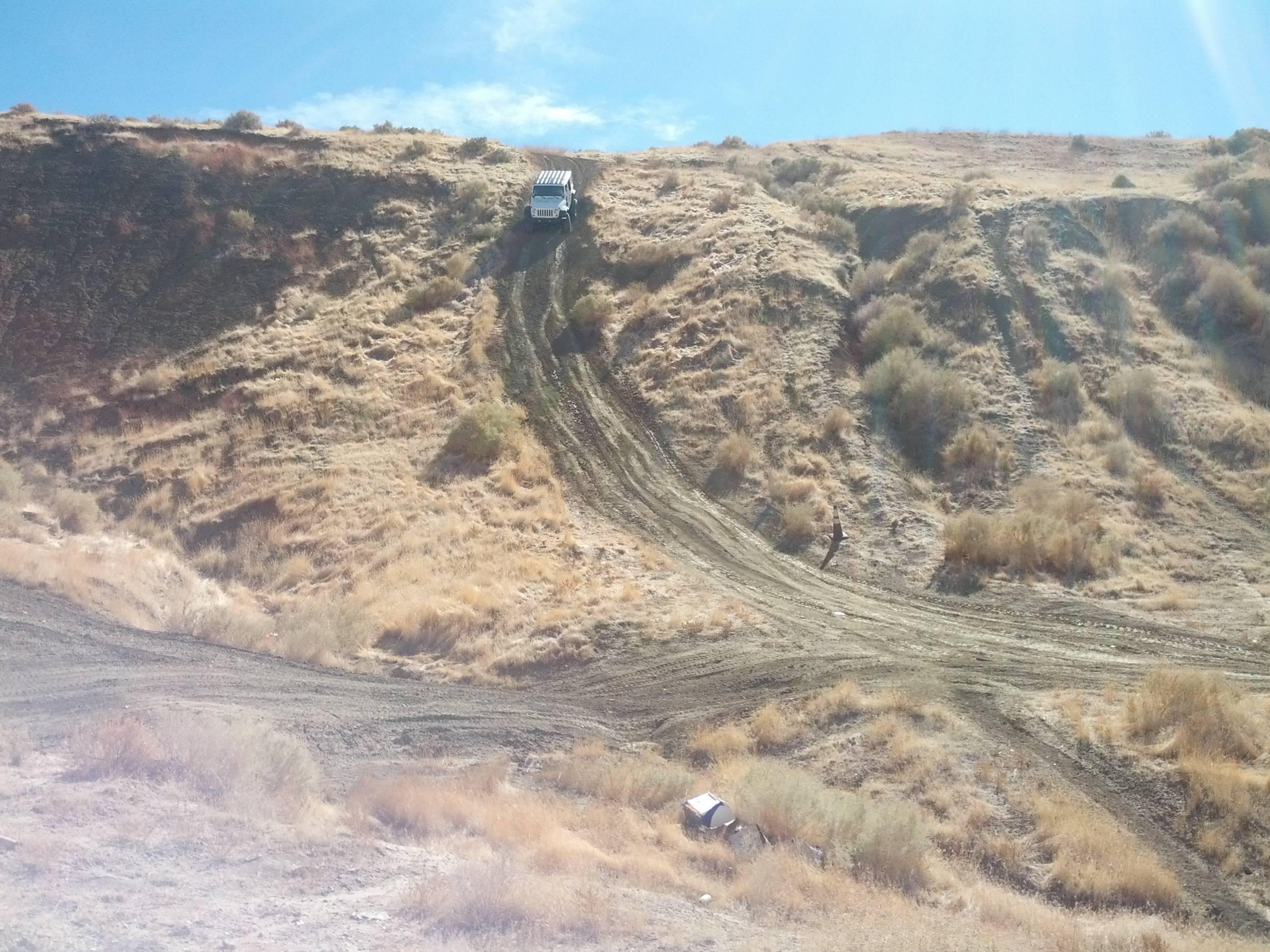 2008 JK, Littlerock Dam, Littlerock, Wrangler