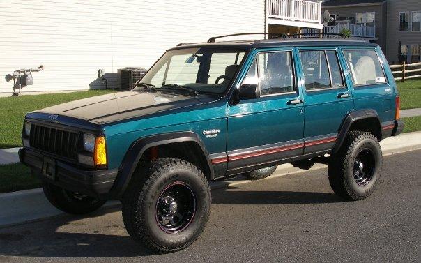 1995 Cherokee XJ