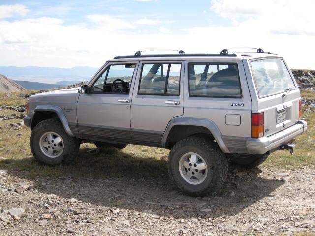 My 92 XJ